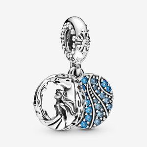 Pandora  Disney Frozen Elsa and Nokk Dangle Charm